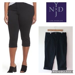 NYDY Marilyn|crop jeans